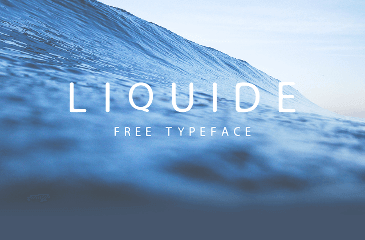 LIQUIDE with simple shapes