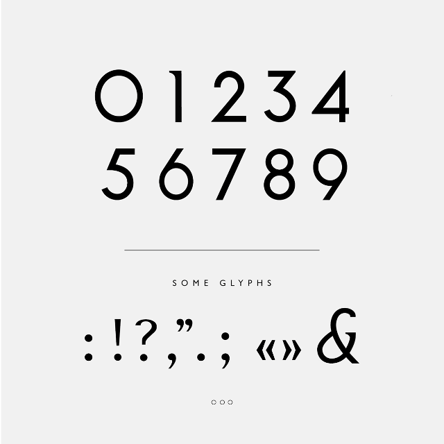 Fonts For Numbers Forteforic