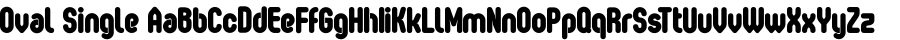 Oval Single Polices